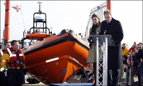 Kate Middleton a Tywysog William