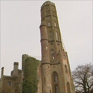 Hadlow Tower