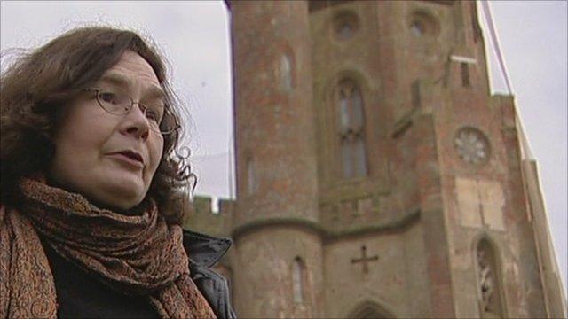 Laura Norris, of the Vivat Trust