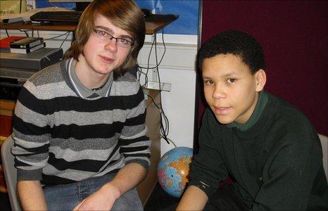 David and Tim