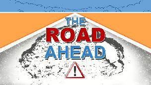 The Road Ahead logo
