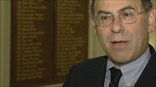 Dr Laurence Buckman, British Medical Association