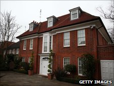 Hampstead house rumoured to be owned by Saif Gaddafi