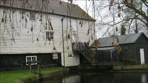 Pakenham Water Mill