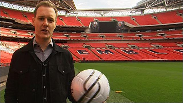Football Focus Dan Walker