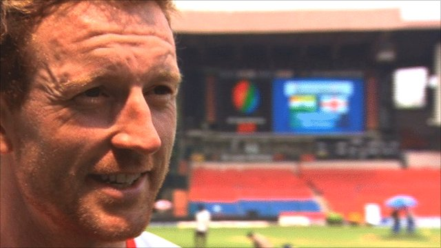 England all-rounderPaul Collingwood