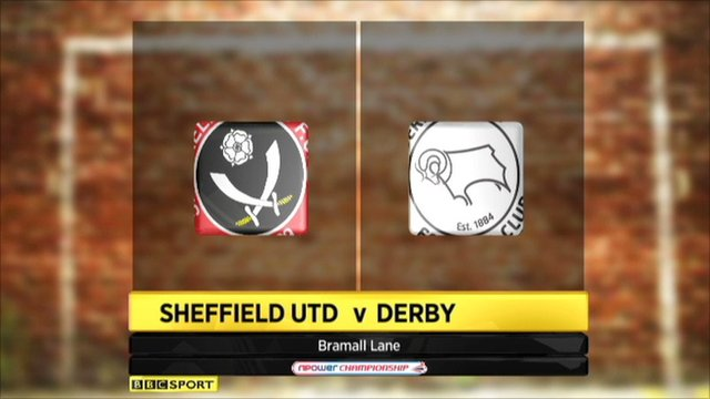 Highlights - Sheffield United 0-1 Derby