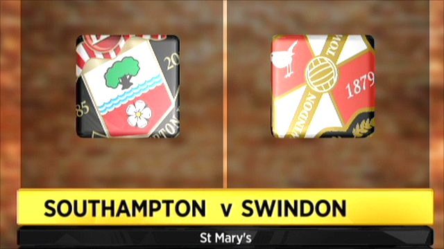 Highlights - Southampton 4-1 Swindon