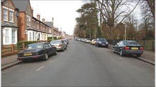 St Bartholomew's Road