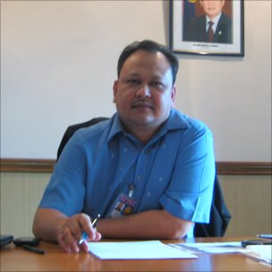 Migdonio Congzon, the head of the computer crimes unit at the NBI