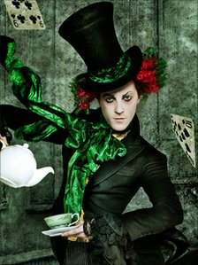 Steven McRae as the Mad Hatter by Manuel De Los Galenes