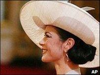Prince Charles and Catherine Zeta-Jones