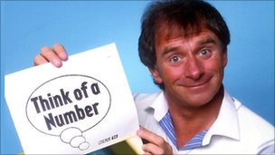Johnny Ball archive pic