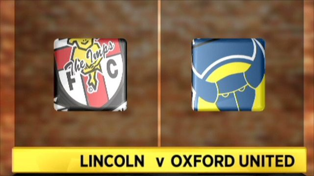Lincoln 3-1 Oxford