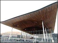 Cynulliad Cenedlaethol Cymru