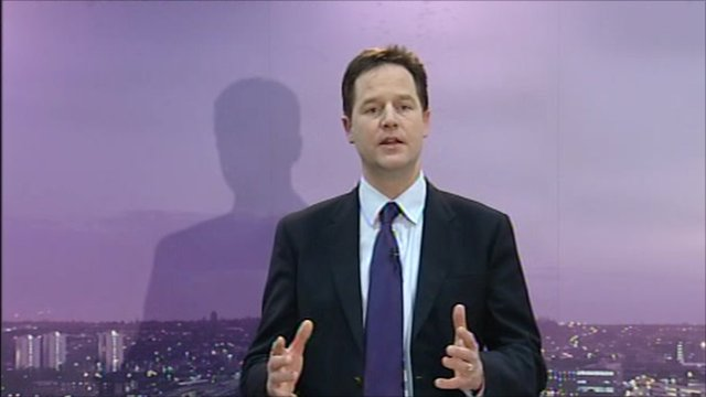 Nick Clegg sets out his vision for multiculturalism