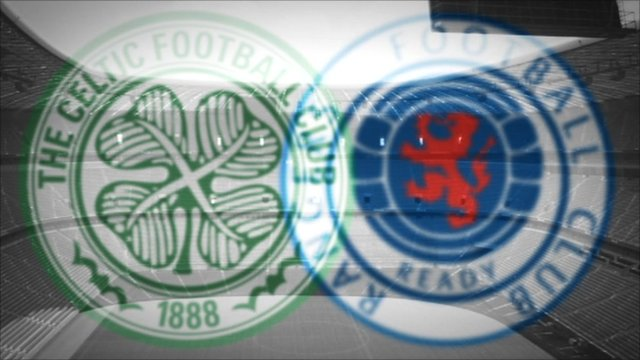 Old Firm Images Scenes' at Old Firm Game