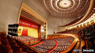 Opening session of CPPCC in Beijing