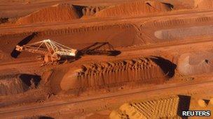 Mine in Australia