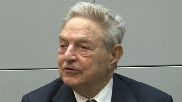 George Soros: Middle East turmoil caused by 'revulsion against the corruption'