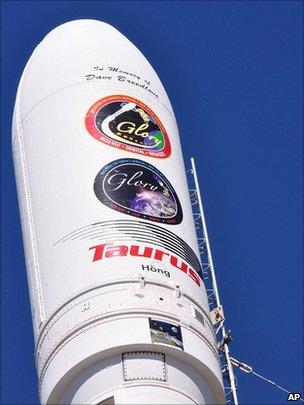 Rocket fairing