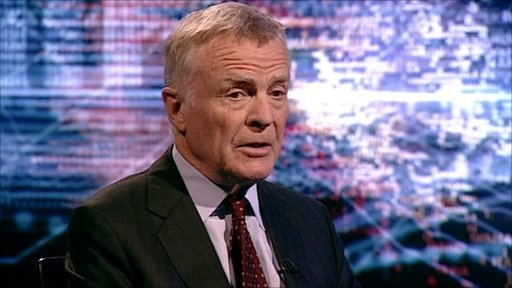 BBC News - Hardtalk - Max Mosley: My wife thought sex story 'a joke'