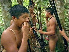 Nude south american tribes video