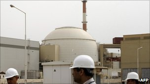 Bushehr reactor