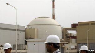 Bushehr reactor