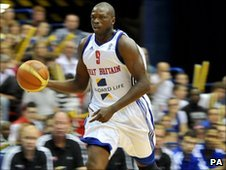 Luol Deng hopes to compete for Britain in 2012