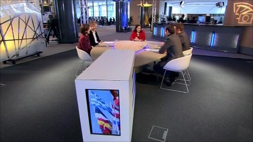 Record Europe debate