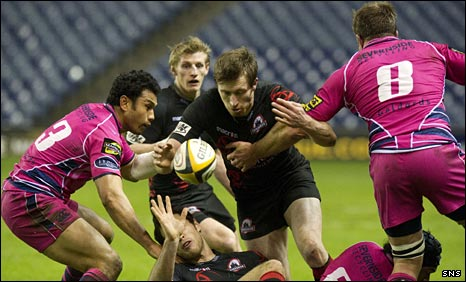 Edinburgh 11-16 Cardiff Blues