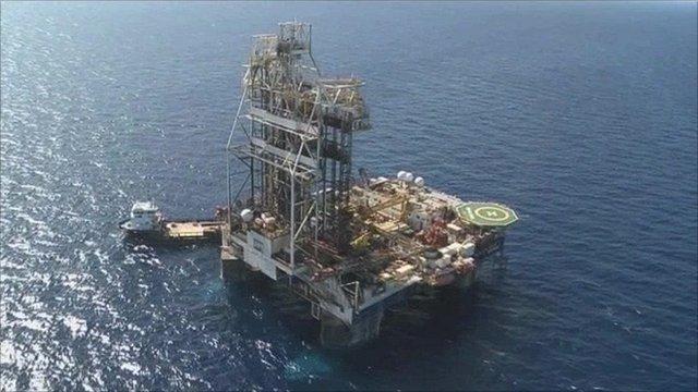 Off-shore rig