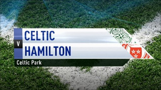 Highlights - Celtic 2-0 Hamilton
