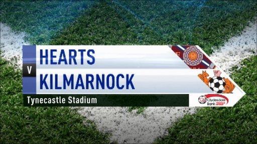Highlights - Hearts 0-2 Kilmarnock
