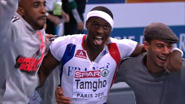 France's Teddy Tamgho