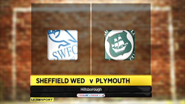 Sheff Wed 2-4 Plymouth