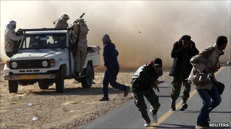 BBC News - Libya revolt as it happened: Sunday