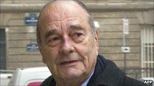 Jacques Chirac - 31 January 2011