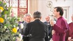 Prince Charles and the Right Reverend Nigel Stock