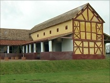 The Villa Urbana at Wroxeter