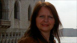 Karen Thirlby portrait picture