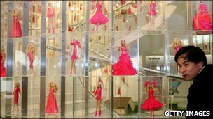 Shanghai Barbie store