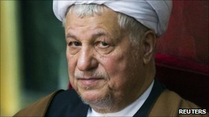 Akbar Hashemi Rafsanjani