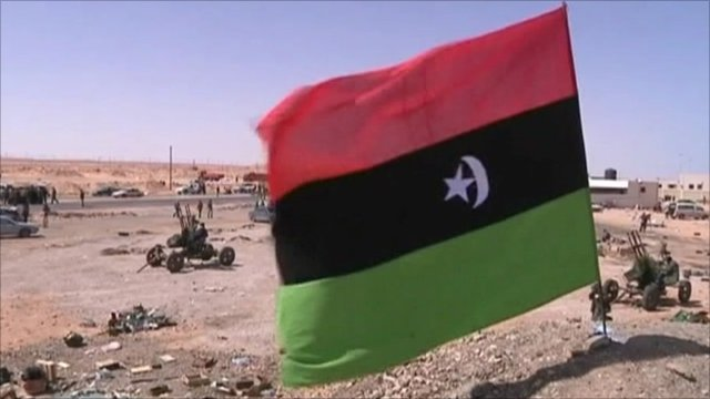 Libyan independence flag