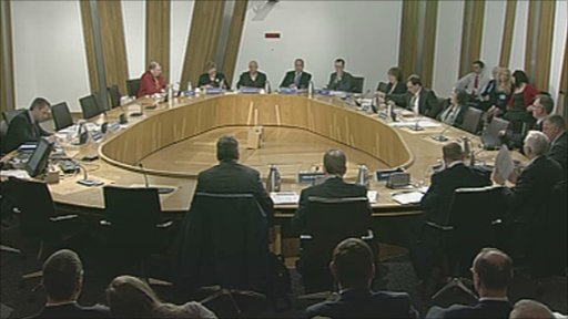 The Transport, Infrastructure and Climate Change Committee took evidence on transport issues arising during the recent severe weather, on 8 March, 2011.