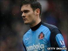 Sunderland keeper Craig Gordon