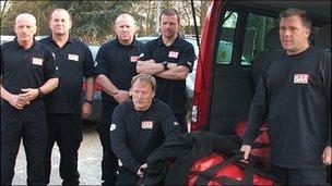 The Essex County Fire & Rescue Service's