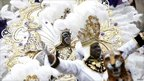 """The """"king"""" of the Krewe of Zulu"""