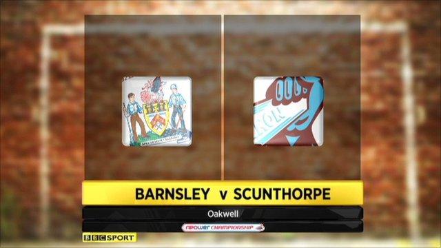 Highlights - Barnsley 2-1 Scunthorpe